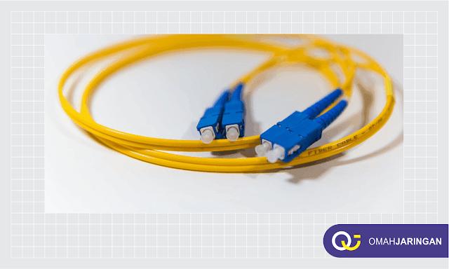 Gambar Kabel Fiber Optic