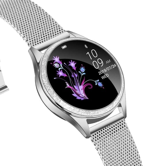 Smart Touch Luxury Ladies KW20 Smart Watch