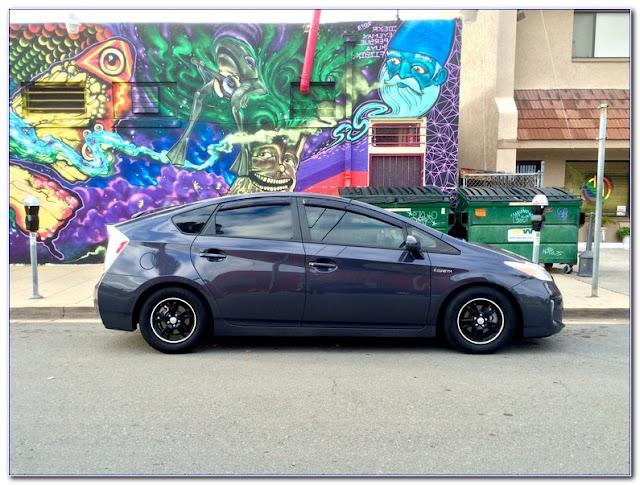 Toyota Prius Prime window tint film cost