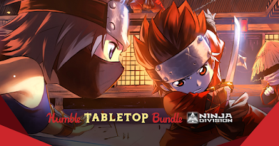 Humble Tabletop Bundle: Ninja Division Game Systems