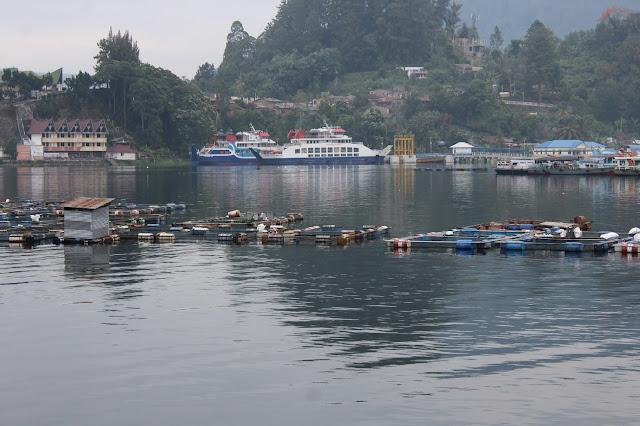 DPRDSU Minta Perusahaan KJA Pindah dari Danau Tobey