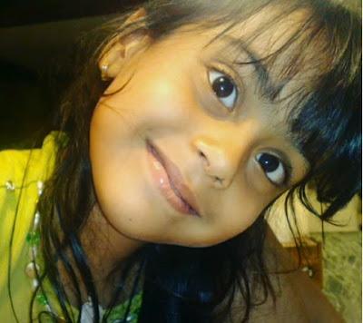 Nysa Devgan Childhood Photo
