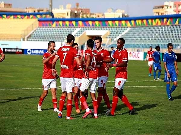 ملخص اهداف مباراة الاهلى وأسوان 5-1 هدف عالمى لـ اجاى والشحات وحمدى فتحى وافشه