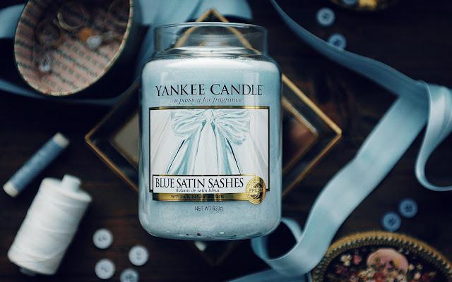 Blue Satin Sashes Yankee Candle - Czytaj więcej »