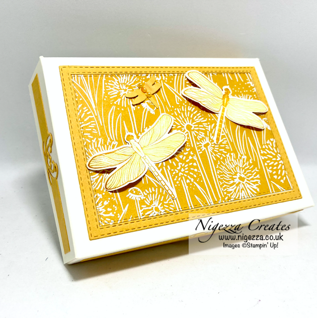 3D Paper Trimmer January Blog Hop: My Favourite SAB Item