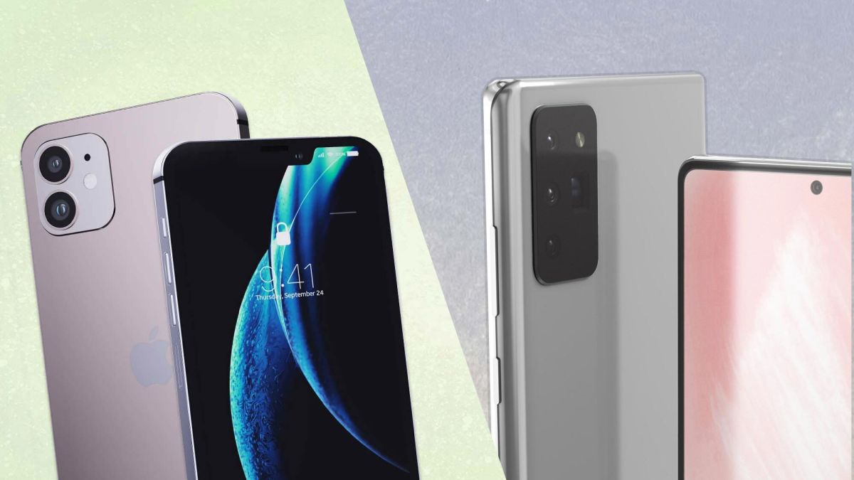 IPhone 12 pro and Galaxy note 20, All you need to know #Arewapublisize