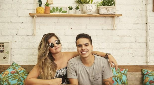 Abner e Manoela investiram em comida saudável e negócio deu certo (Foto: Divulgação)