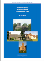 Cover of Wigmore Group Neighbourhood Plan