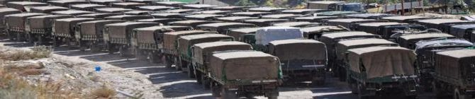 Army Deploys Over 15,000 Troops To Counter Chinese Aggression In Ladakh