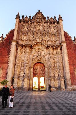 katedrala mexico city