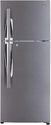 LG 260 L Double Door Refrigerator (GL-1292RPZL)