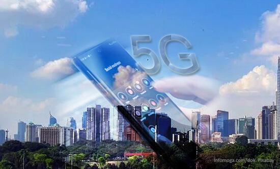 Indosat, Ooredoo, 5G, jaringan internet