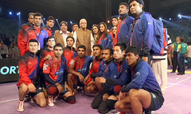 Dabang delhi squad 2017 season pkl 5