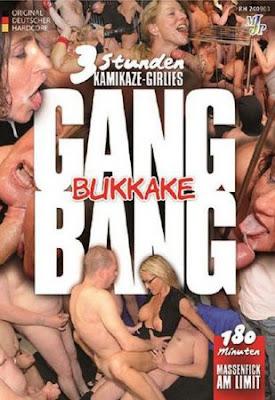 3 Stunden Kamikaze Girlies Gang Bang Bukkake porn movie watch online free streaming