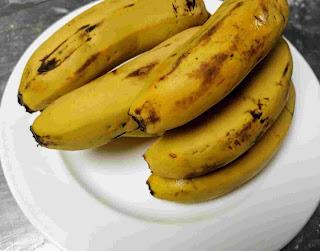 6 pieces of ripe bananas for banana cake recipe