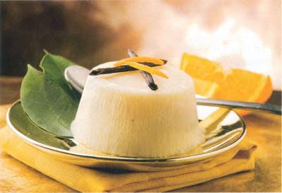 Reţetă culinară: Cremă de vanilie
