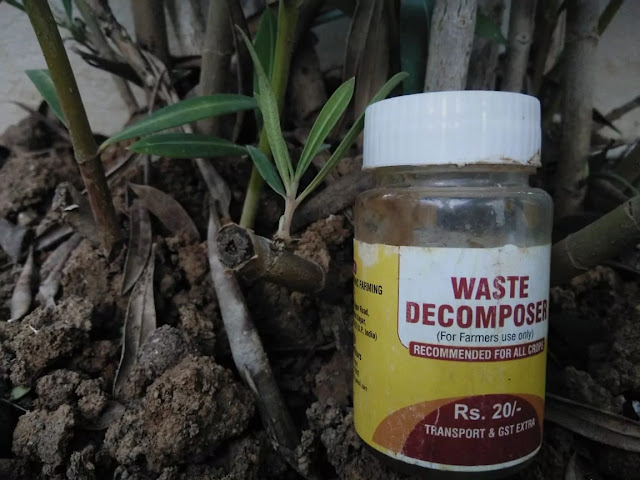 what is waste decomposer
