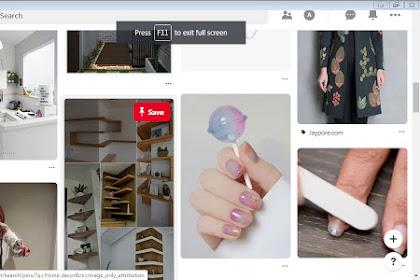 Cara Download Foto dan Video di Pinterest dan Instagram