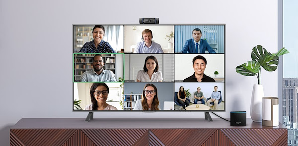 Fire TV Cube da Amazon agora permite fazer chamadas de vídeo Zoom
