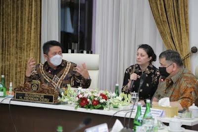 Sumsel Jajaki Kerjasama Bidang Iptek dengan Rumania