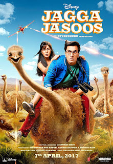 Jagga Jasoos (2017) Hindi Movie Download 720p Bluray