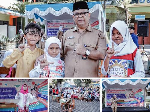 Daftar Juara Lomba Literasi SD Kota Bandung 2018