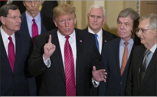 Tras absolución, Trump mantiene su poder sobre republicanos