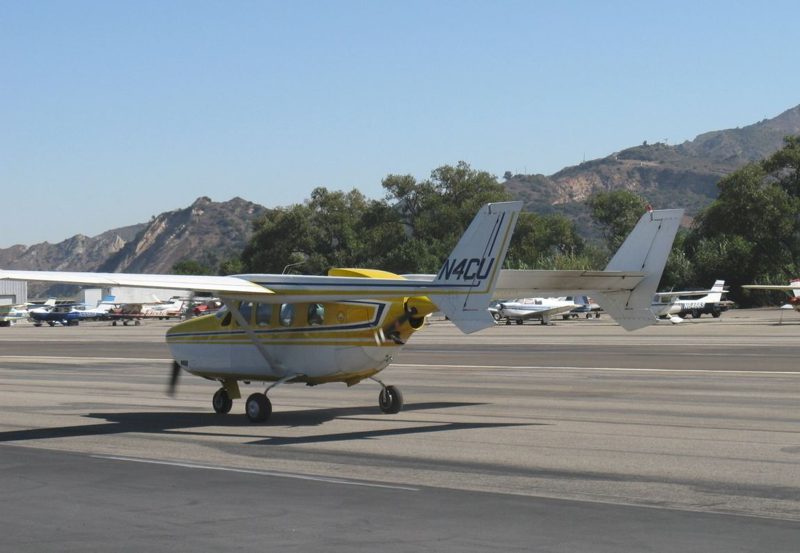 MEC&F Expert Engineers : Pilot Killed After A Cessna T337G Super