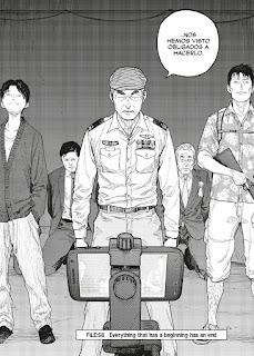 "Reseña de ""AJIN / Semihumano"" (亜人) vol.13 de Gamon Sakurai - Norma Editorial"
