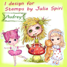 STAMPS BY JULIA SPIRI DT
