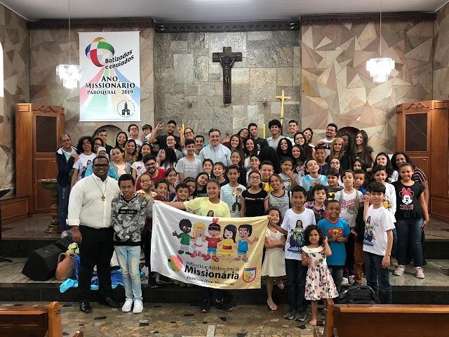 Paróquia na Diocese de São Miguel Paulista realiza Ano Missionário
