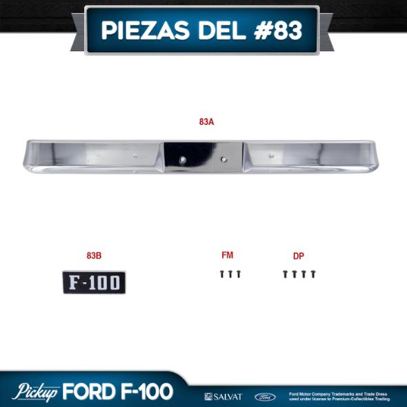 Entrega 83 Ford F-100