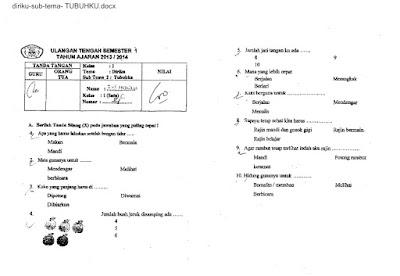 Soal Sd Kelas Kegemaranku Tema 2 Kegemaranku Kelas 1 Tema 2 Kegemaranku Kelas 1 Tema 2