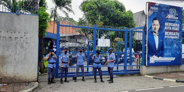 Perebutan Kantor DPP Demokrat, Pelanggengan Budaya Okol