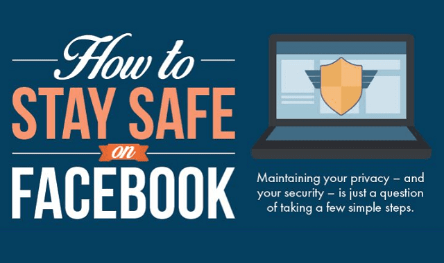 Image: How to Stay Safe on Facebook
