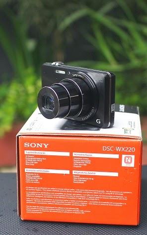 harga Sony Cybershoot DSC WX220