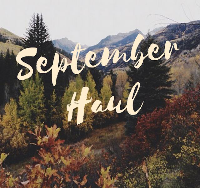 September Haul!
