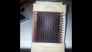 Aveda Wood Paddle Hair Brush