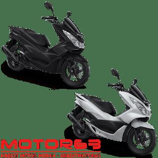 Pilihan Warna Honda PCX 150 New