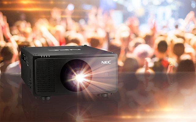 """NEC """"ilumina"""" a ISE 2020 com lançamento de novo projetor a laser"""