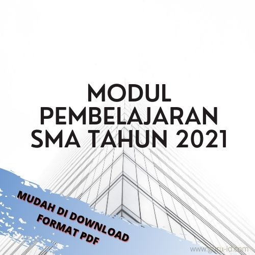 gambar modul pembelajaran SMA PDF