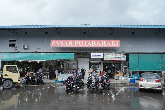 Pasar Pujabahari Batam