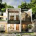 Awesome Flat Contemporary Villa Design