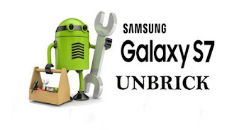 Unbrick Samsung Galaxy S7 SM-930F Android Mobile
