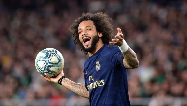 Real Madrid's Marcelo has decided his future with the royal team amid reports that Juventus are willing to sign him for the upcoming summer transfers.