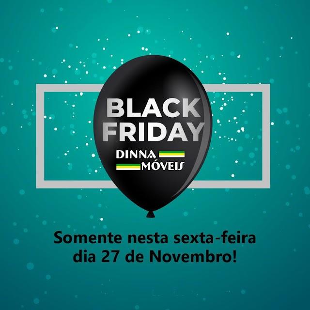BLACK FRIDAY DINA MÓVEIS - APROVEITE!