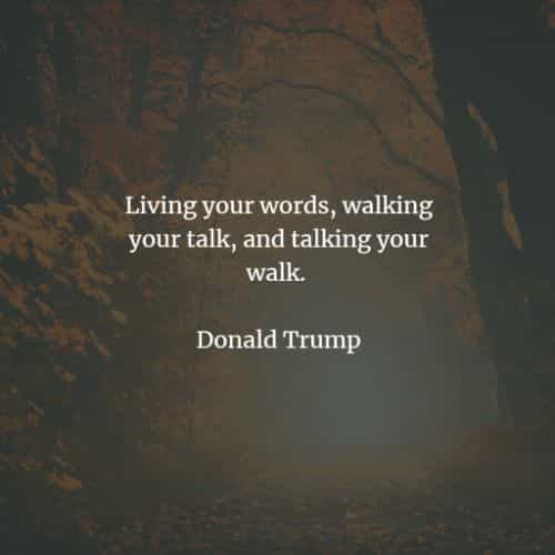 Famous quotes and sayings by Donald Trump