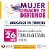 """Este domingo se realizará un nuevo operativo jurídico """"Limache te Defiende"""" en la feria Juan Egaña"""