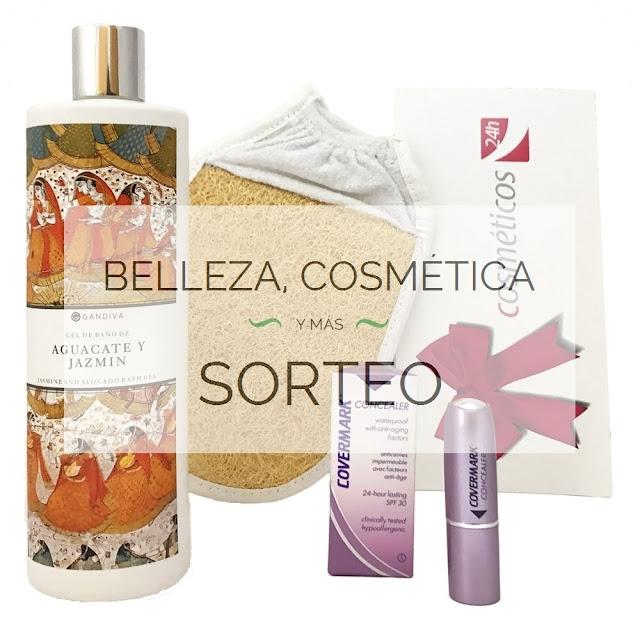 descuentos y sorteo blog belleza cosméticos