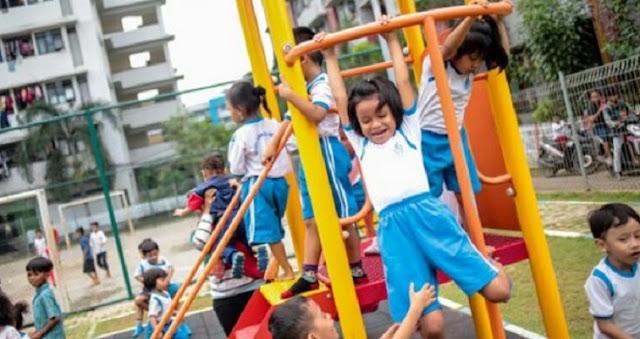Gelontorkan 40 Miliar, Anies Lanjutkan Pembangunan 16 RPTRA di Jakarta dan Kepulauan Seribu